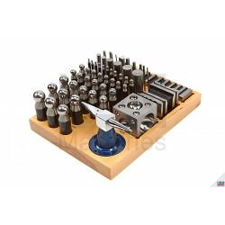 Ensemble de bouterolles et enclumes Modèle 4 - 4958