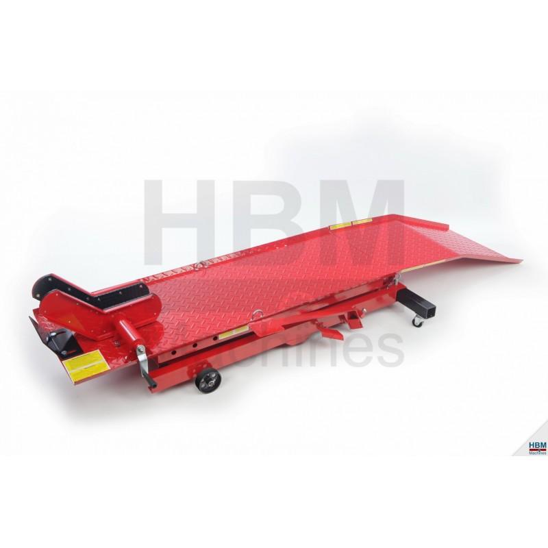 Table l vatrice moto hbm100 ce 01309 for Table elevatrice moto