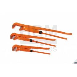 Beta Clé à molette becs droits à 90°, 460, 550 ou 630 mm