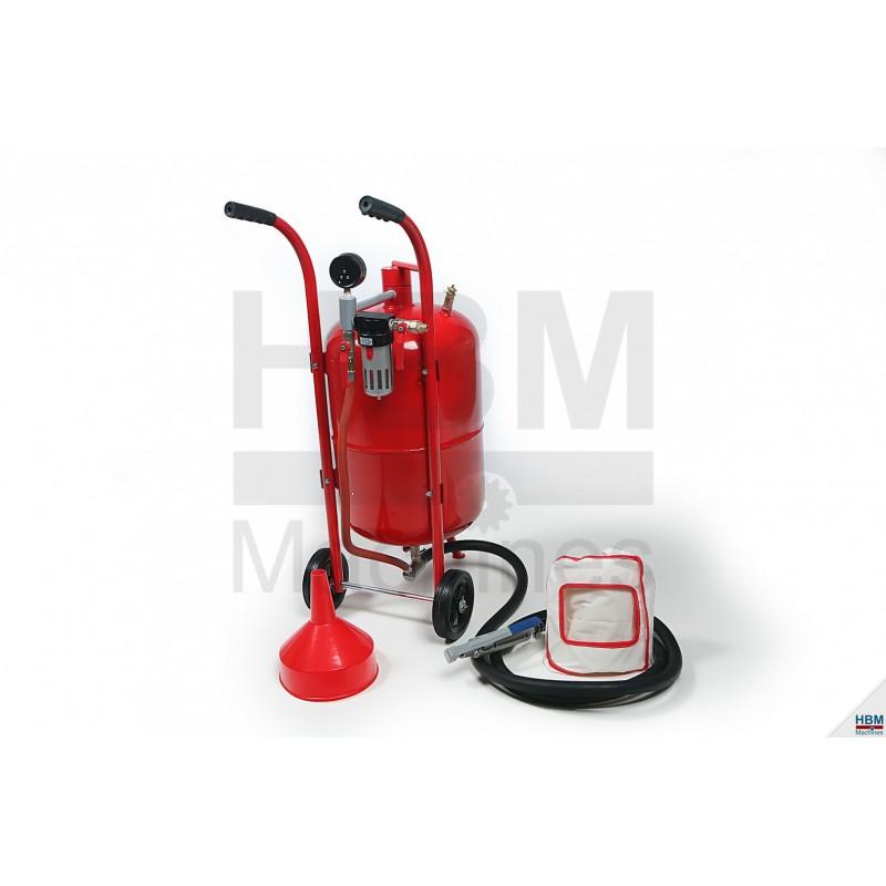 sableuse pression 40 litres 01592. Black Bedroom Furniture Sets. Home Design Ideas