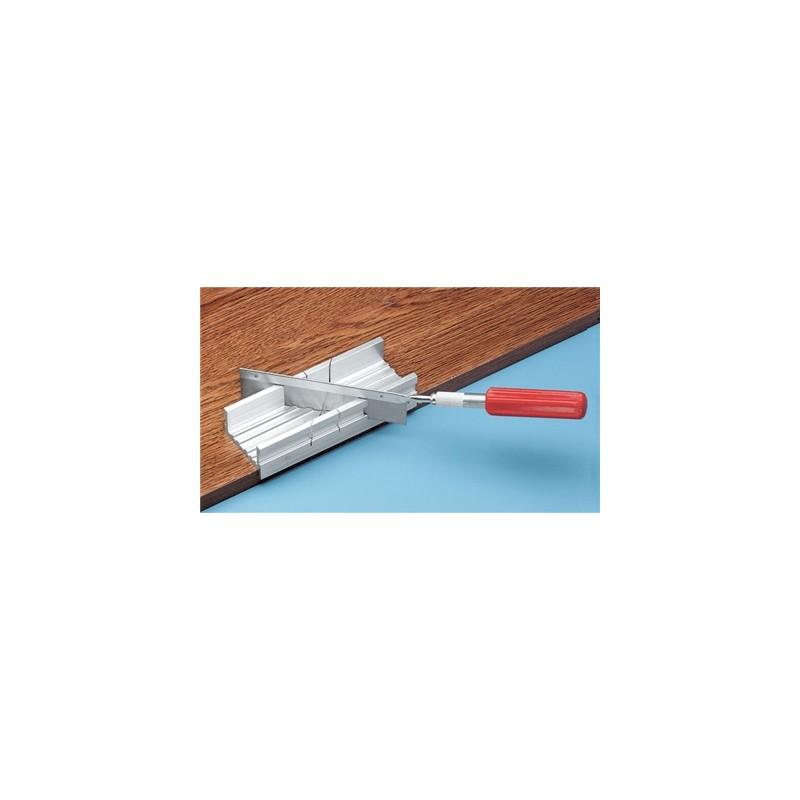 Kit boite onglet 5145 k - Couper plinthe sans boite a onglet ...
