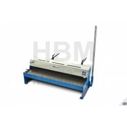 Cisaille à tôle PRO 1.25 x 1050 mm - 5068