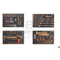 Servante d'atelier BETA 6T Grise + 235 outils - 024002305